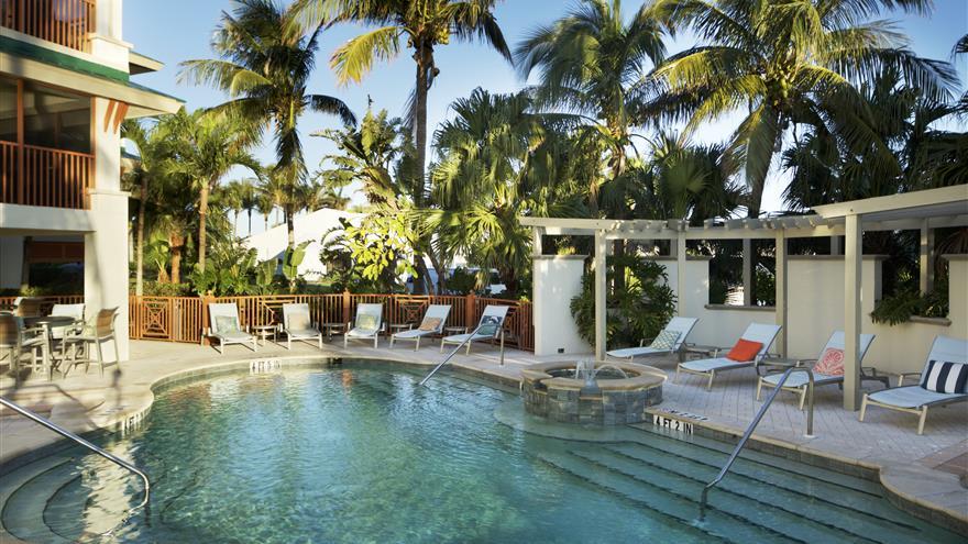 South Seas Island Resort Timeshare Harbourview Villas Hilton Grand Vacations