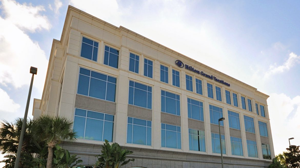 Hilton Grand Vacations headquarters