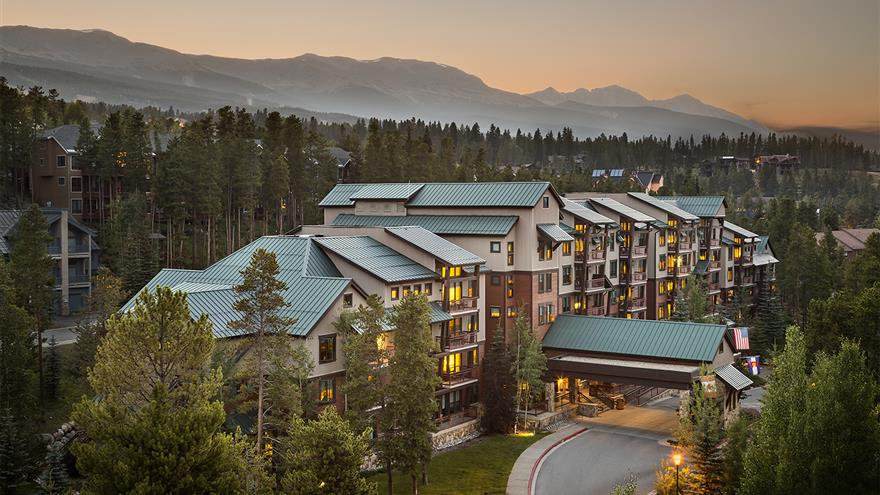 Valdoro Mountain Lodge located in Breckenridge, Colorado