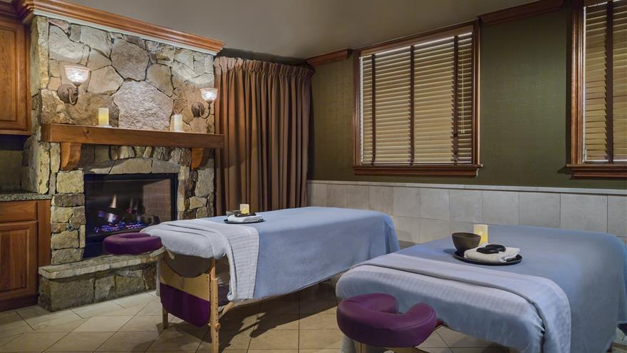 Spa at Valdoro Mountain Lodge located in Breckenridge, Colorado