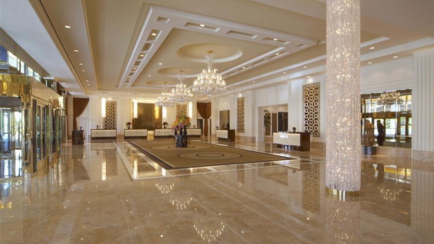 Hilton Grand Vacations at Trump International Hotel Las Vegas located in Las Vegas, Nevada.