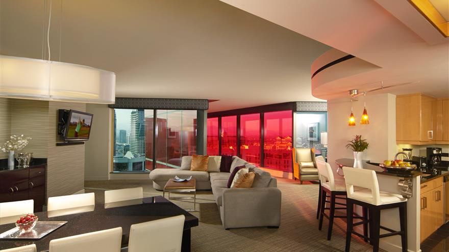 Elara by Hilton Grand Vacations located in Las Vegas, Nevada.