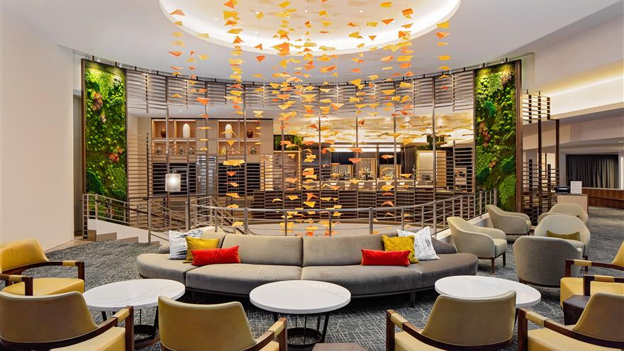 Hilton Grand Vacations Chicago Downtown /Magnificent Mile located in Illinois.