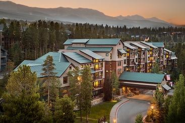 Mountainous outdoor styled Resort