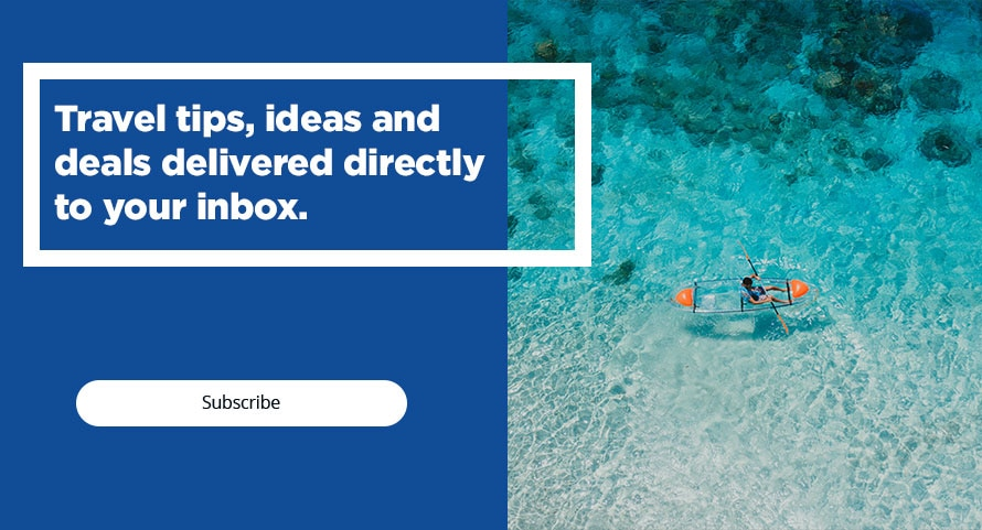 Hilton Grand Vacations Newsletter Opt-in.