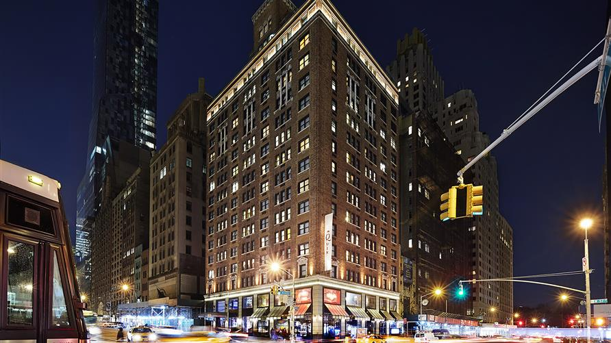 The Quin by Hilton Grand Vacations in New York City.