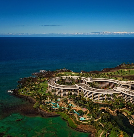 Ocean Tower by Hilton Grand Vacations at the Big Island of Hawaii