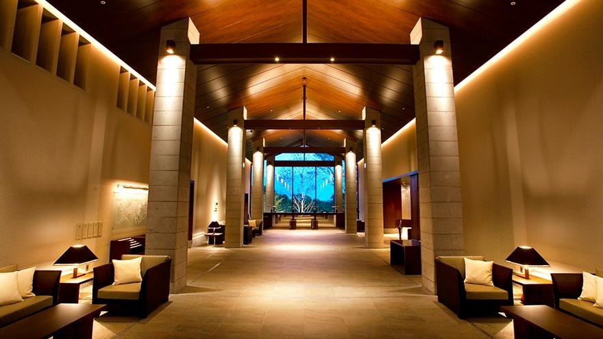 Hotel Harvest Nasu located at Tochigi, Japan.
