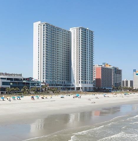 Ocean Enclave by Hilton Grand Vacations at Myrtle Beach, South Carolina