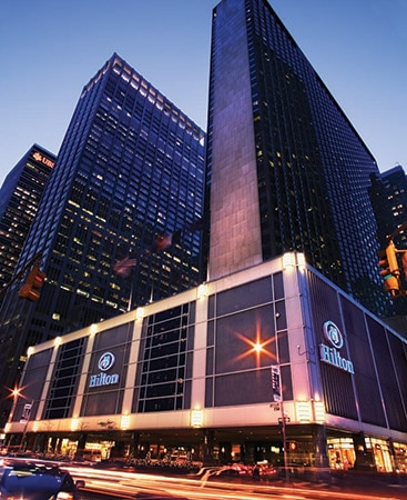 The Hilton Club Vacation Ownership in New York City