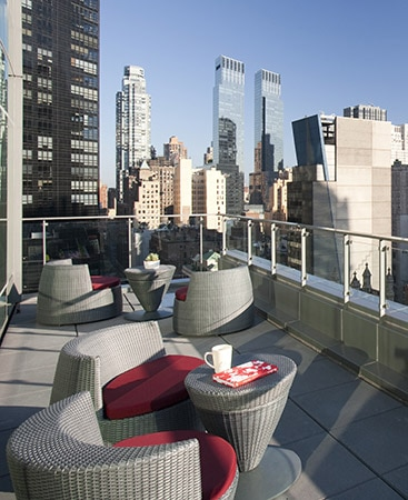 West 57th Street by Hilton Club Rooftop