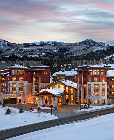 Sunrise Lodge, Park City