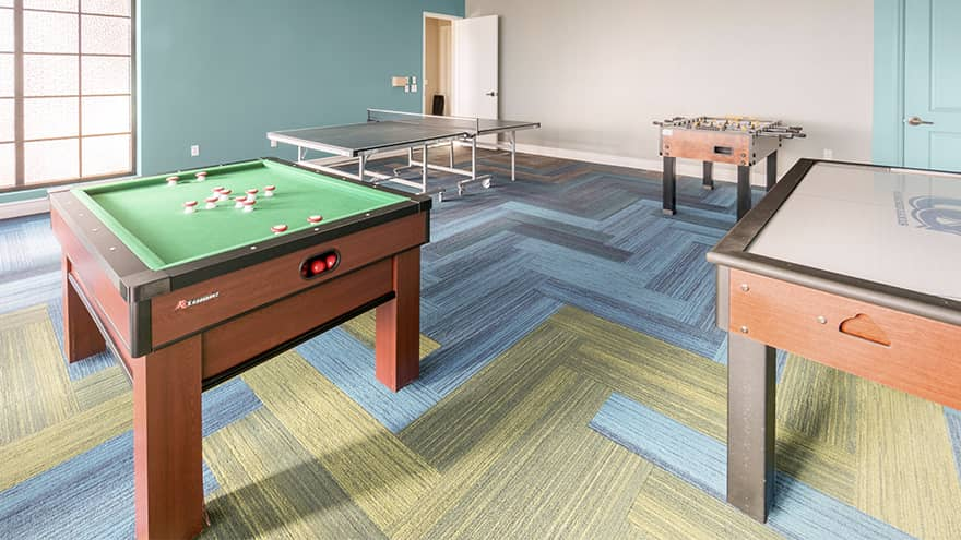Sunset Cove Resort Recreation Room
