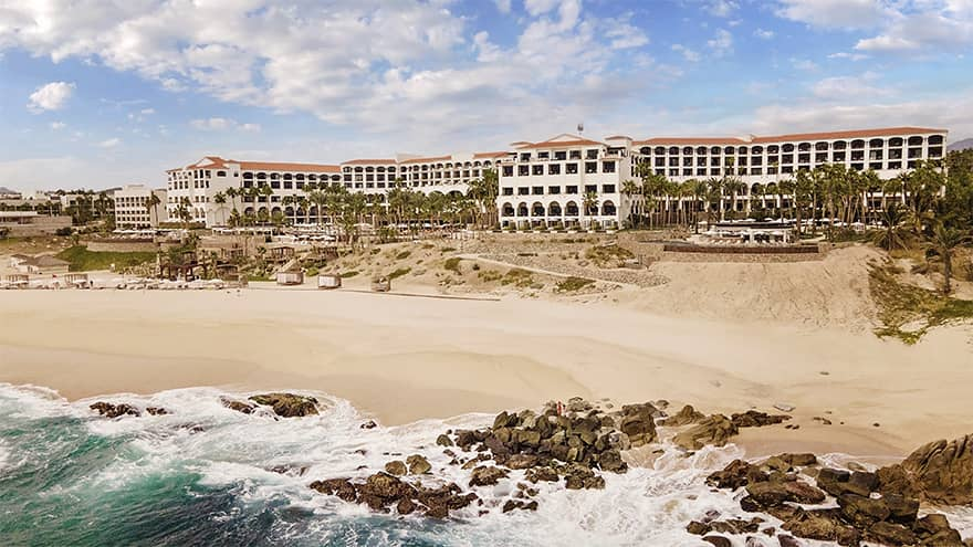La Pacifica Resort Exterior