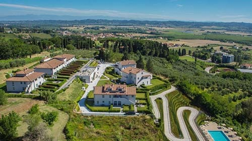Hilton Grand Vacations Club at Borgo alle Vigne Exterior
