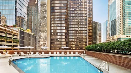 Hilton Grand Vacations Chicago Downtown - Magnificent Mile Pool