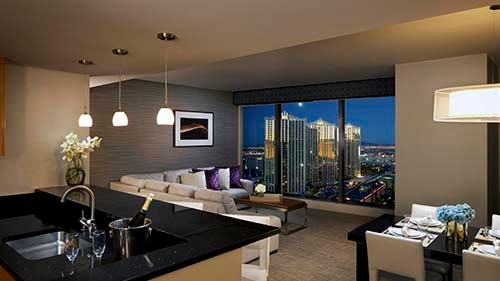 Elara, a Hilton Grand Vacations Club Bedroom