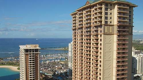 Grand Waikikian by Hilton Grand Vacations Club Exterior