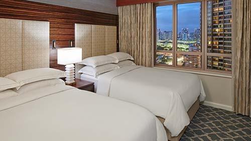 Grand Waikikian by Hilton Grand Vacations Club Bedroom