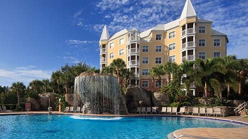 Hilton Grand Vacations Club at SeaWorld Excterior