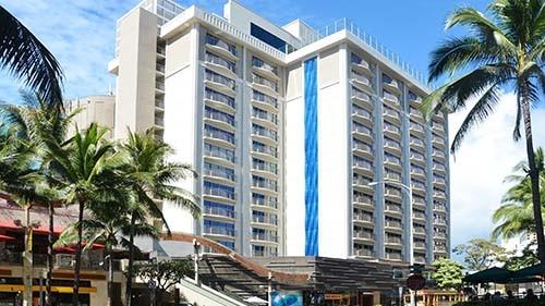 Hokulani Waikiki by Hilton Grand Vacations Club Exterior