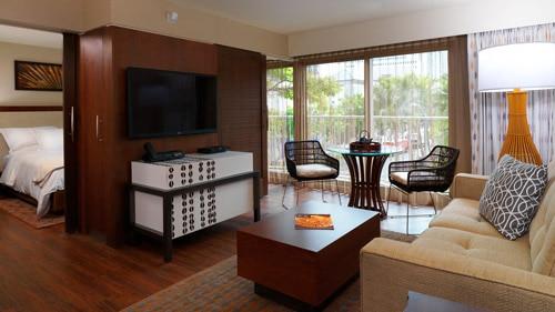Hokulani Waikiki by Hilton Grand Vacations Club Kitchen Area