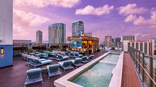 Hokulani Waikiki by Hilton Grand Vacations Club Pool