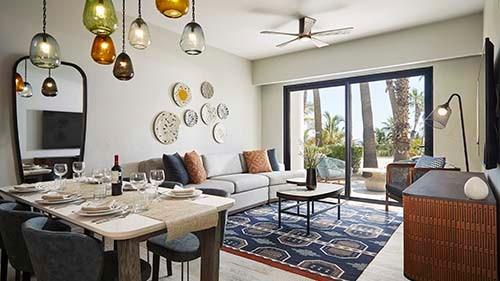 La Pacifica Los Cabos by Hilton Club Dining Area