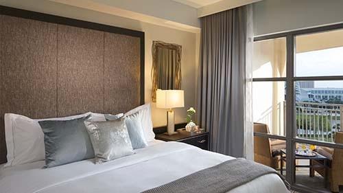 Las Palmeras, a Hilton Grand Vacations Club Bedroom
