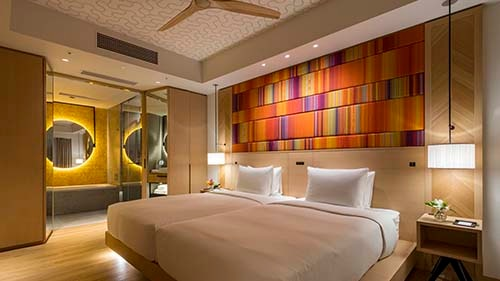 The Beach Resort Sesoko by Hilton Club Bedroom
