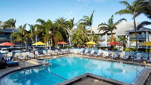 South Seas Club at South Seas Island Resort Pool