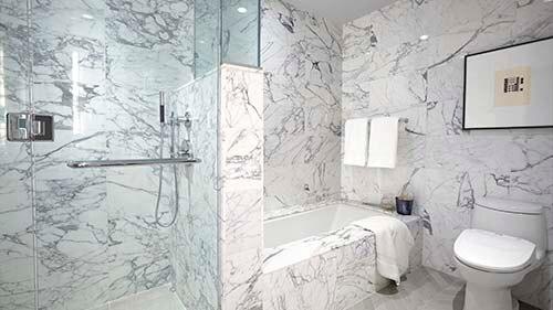 The Residences by Hilton Club Bathroom