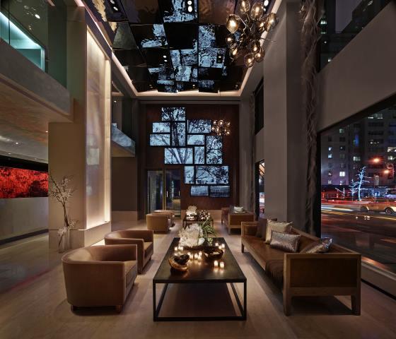 The Quin Central Park by Hilton Club Lobby